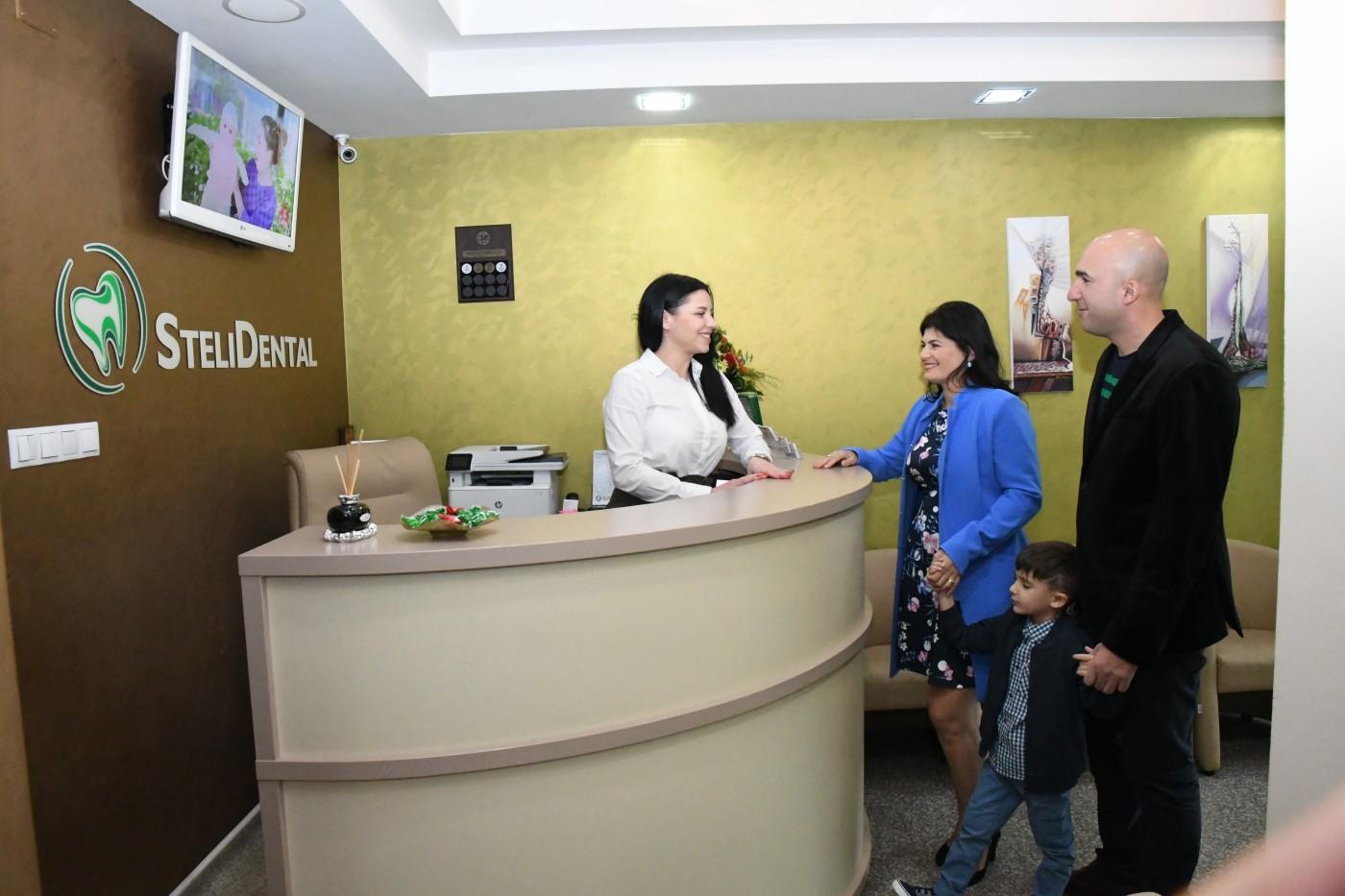 Stomatologie pentru copii în Brăila