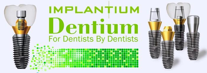 •Implanturile dentare - DENTIUM – Coreea de Sud