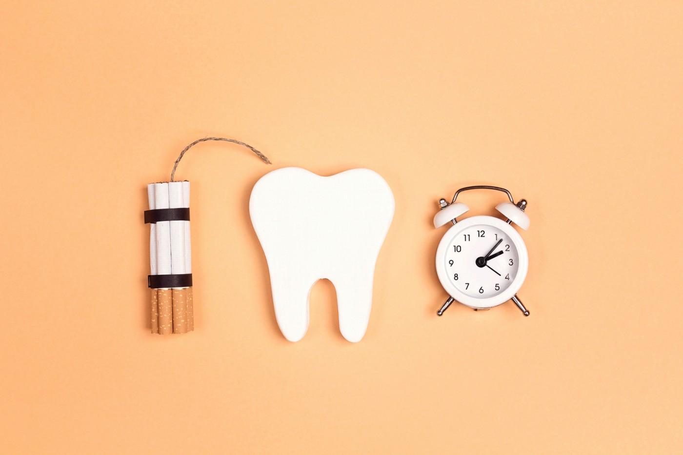 Fumatul dăunează dinților?