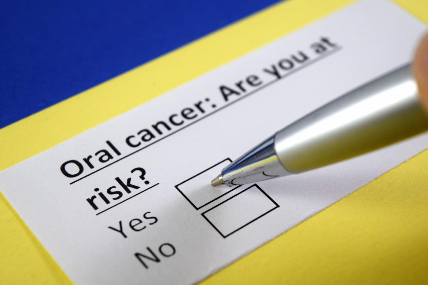 Cancerul oral