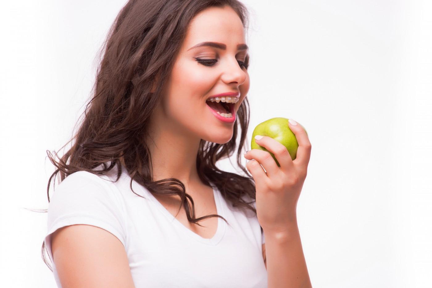 alimentația în timpul tratamentului cu aparat dentar
